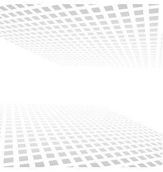 White gray abstract background perspective vector