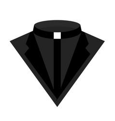 priest dress icon vector image