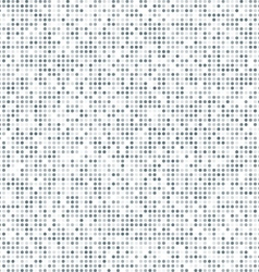 Abstract seamless dot pattern vector image vector image