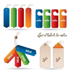 Retail trade and sale vector image
