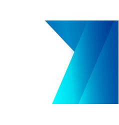shape blank background - design concept vector image vector image
