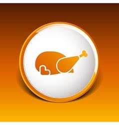 Grill Restaurant Logo design template icon vector