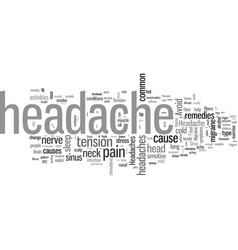 Hysteric about headache vector