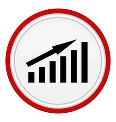 Icon graph vector