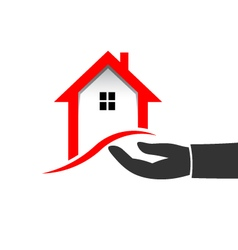 Buying House Logo vector image vector image