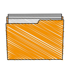 Folder icon image vector