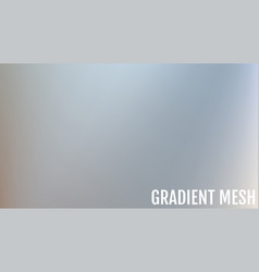 Gradient mesh abstract background modern colors vector