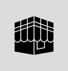 Makkah vector image