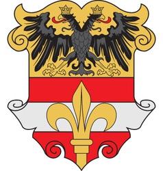 Trieste City vector