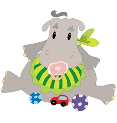 Young hippo vector