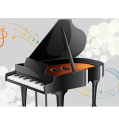 A musical instrument vector image vector image