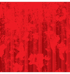 Red Striped Background vector image vector image