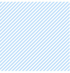 blue white striped fabric texture seamless pattern vector image
