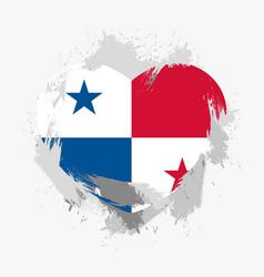 flag of panama vector image