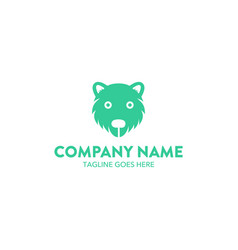 Bear logo-17 vector