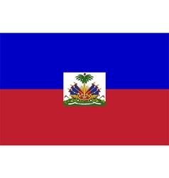 Flag of Haiti vector