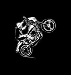 Biker 30 vector