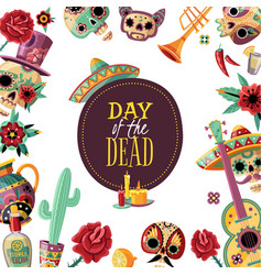 dead day frame vector image