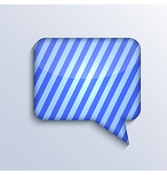 Bubble speech background eps10 vector