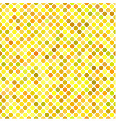 Colorful seamless dot pattern background - graphic vector