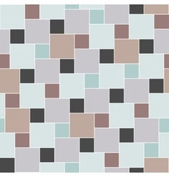 pastel colored tiles seamless pattern vector image vector image