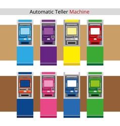 Automatic Teller Machine vector image