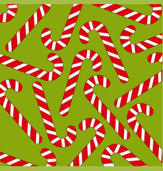 background christmas candy striped peppermint vector image