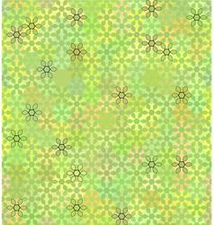 GeometricFloralPattern vector image