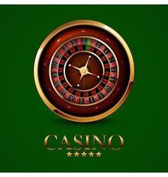 Roulette Casino vector