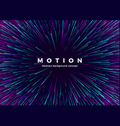 Sci-fi motion wallpaper abstract background vector