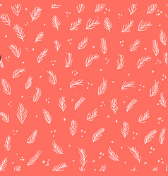 seamless patterntrendy hipster print vector image