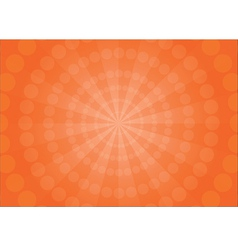 Sunray abstract background vector image