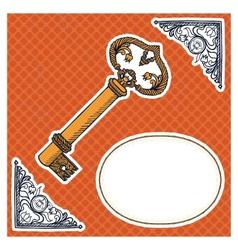 a key vector image