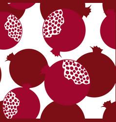 Pomegranat vector