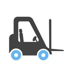 Lifter Truck vector