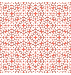 Hand painted geometric seamless pattern vector