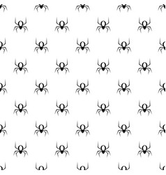 spider pattern vector image
