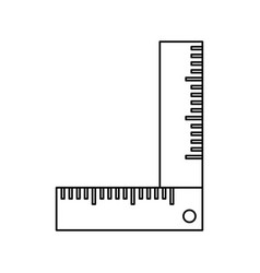 Carpenter square vector