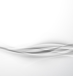Futuristic elegant hi-tech swoosh wave background vector