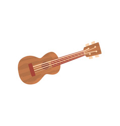 Ukulele hawaiian guitar national musical vector