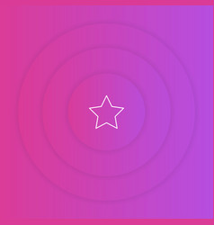 flat background for web elements vector image