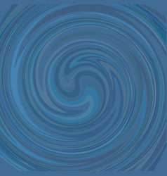 abstract water swirl background vector image