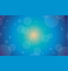 background of blue light abstract vector image