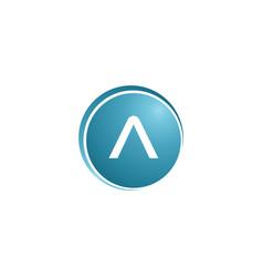 Circle logo vector