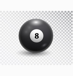 magic ball predictions for decision-making vector image