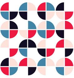 Mid-century modern seamless pattern vector