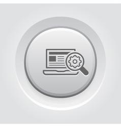 Search Optimization Icon vector image