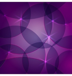 abstract dark purple background with vector image vector image