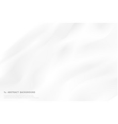 abstract gradient white gray mesh decoration vector image