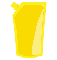 Yellowsauce package vector image